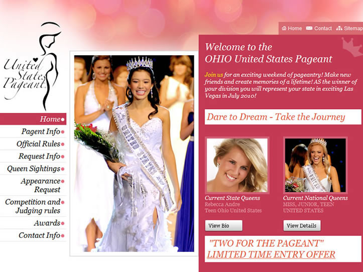 Ohio United States Pageant
